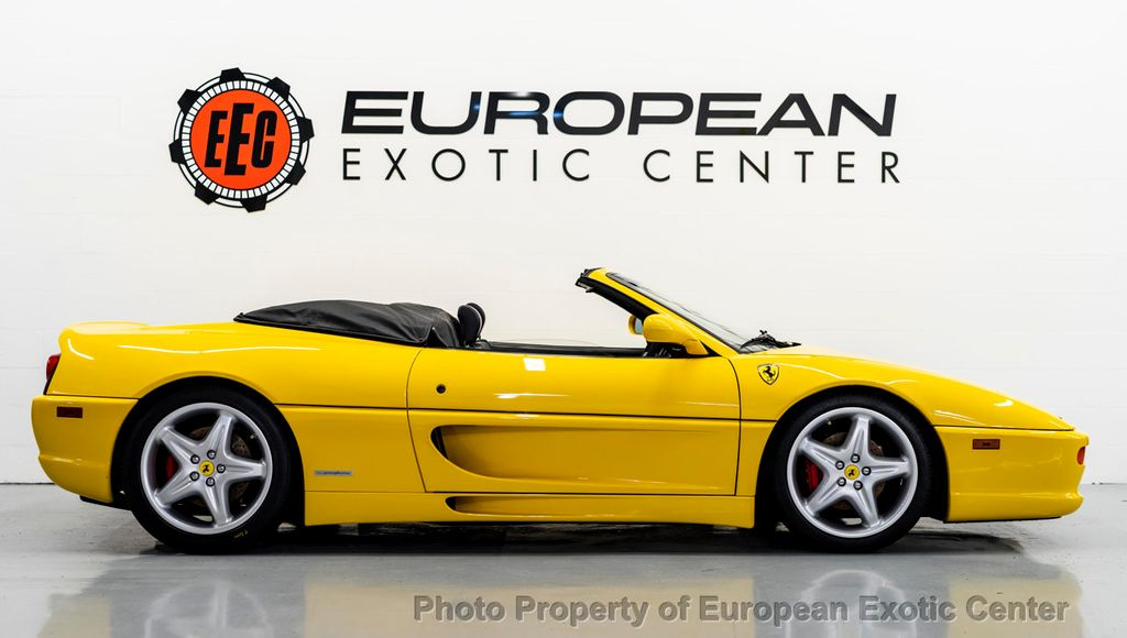 """1999 Ferrari F355 """"Fiorano Edition"""" Spider F1 - 18302842 - 3"""