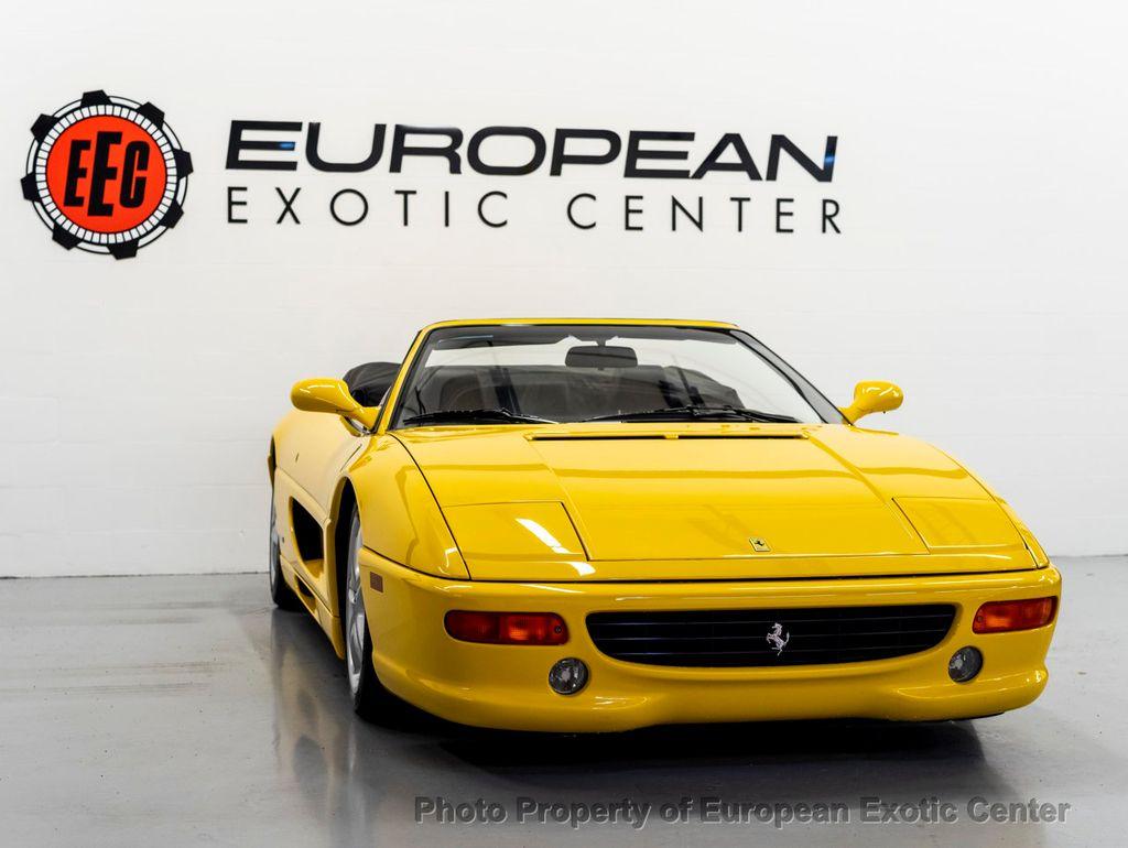 """1999 Ferrari F355 """"Fiorano Edition"""" Spider F1 - 18302842 - 40"""