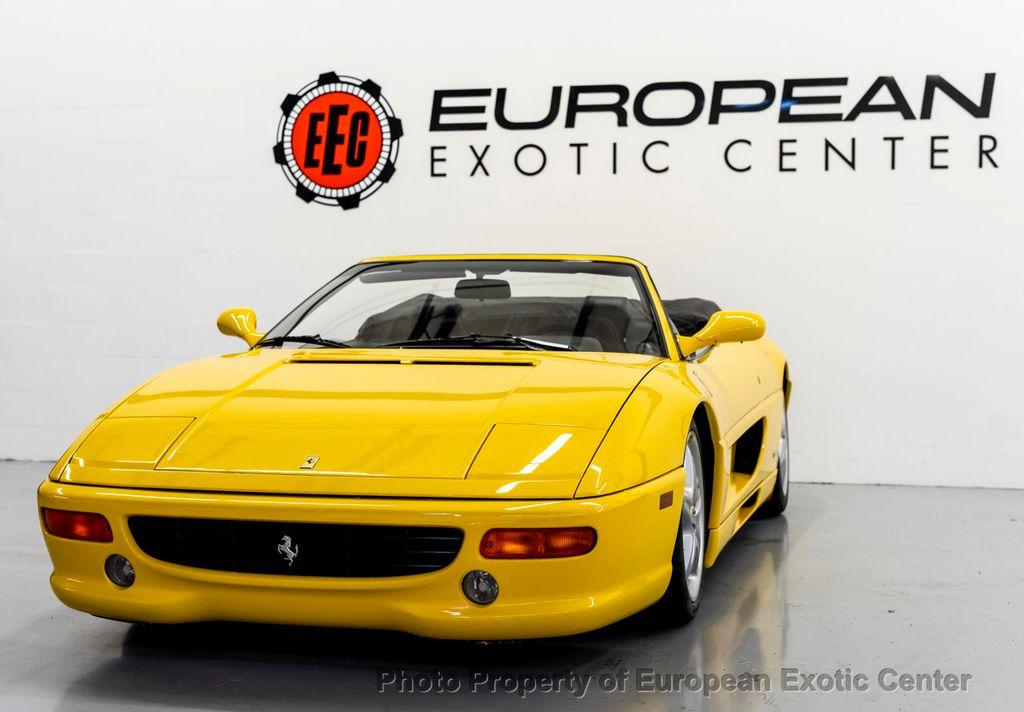 """1999 Ferrari F355 """"Fiorano Edition"""" Spider F1 - 18302842 - 41"""