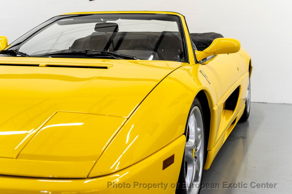 """1999 Ferrari F355 """"Fiorano Edition"""" Spider F1 - 18302842 - 43"""