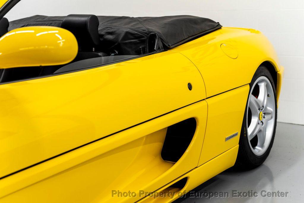 """1999 Ferrari F355 """"Fiorano Edition"""" Spider F1 - 18302842 - 46"""