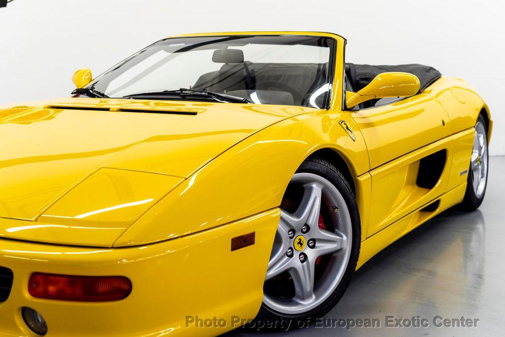 """1999 Ferrari F355 """"Fiorano Edition"""" Spider F1 - 18302842 - 48"""