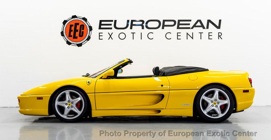 """1999 Ferrari F355 """"Fiorano Edition"""" Spider F1 - 18302842 - 4"""