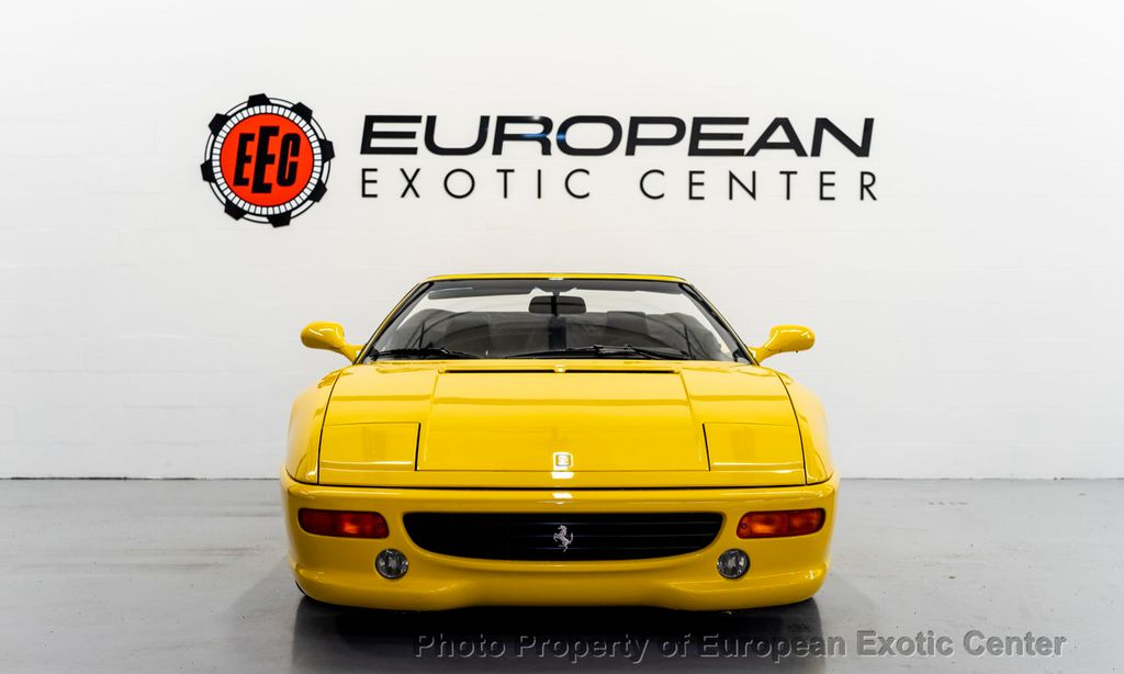 """1999 Ferrari F355 """"Fiorano Edition"""" Spider F1 - 18302842 - 5"""