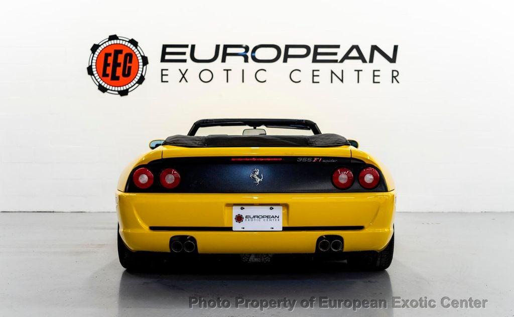 """1999 Ferrari F355 """"Fiorano Edition"""" Spider F1 - 18302842 - 6"""