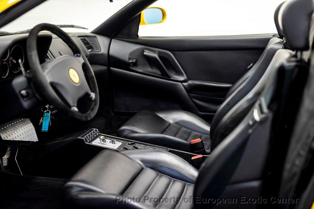 """1999 Ferrari F355 """"Fiorano Edition"""" Spider F1 - 18302842 - 7"""