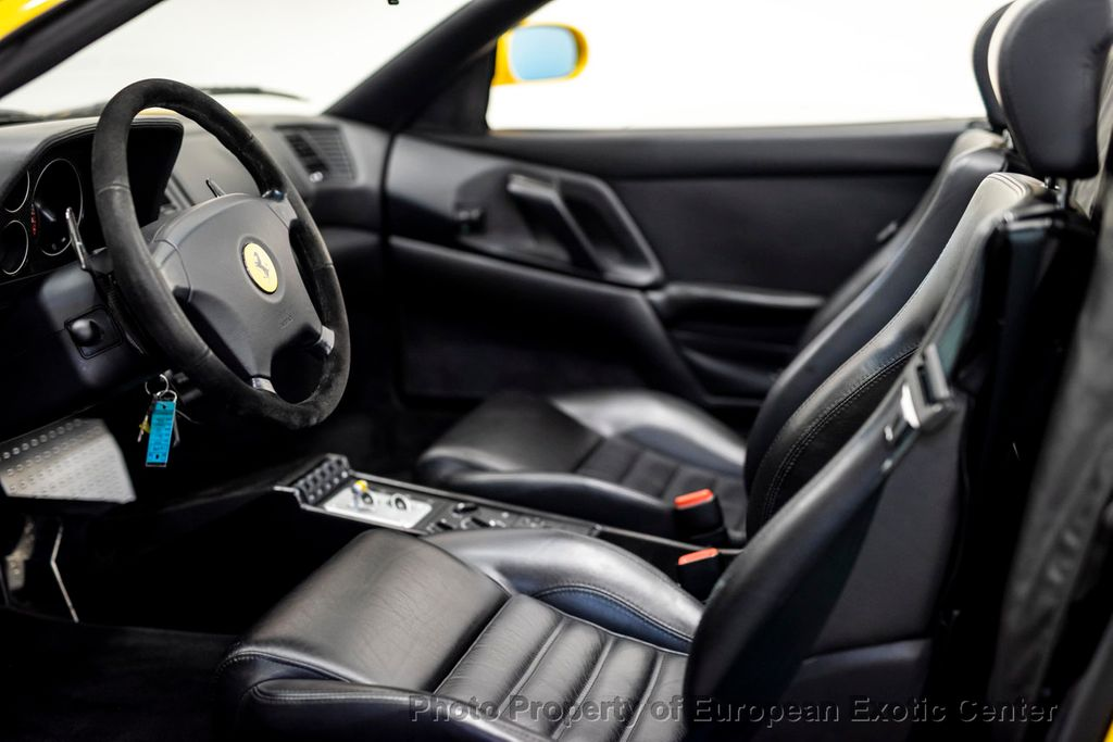 """1999 Ferrari F355 """"Fiorano Edition"""" Spider F1 - 18302842 - 8"""