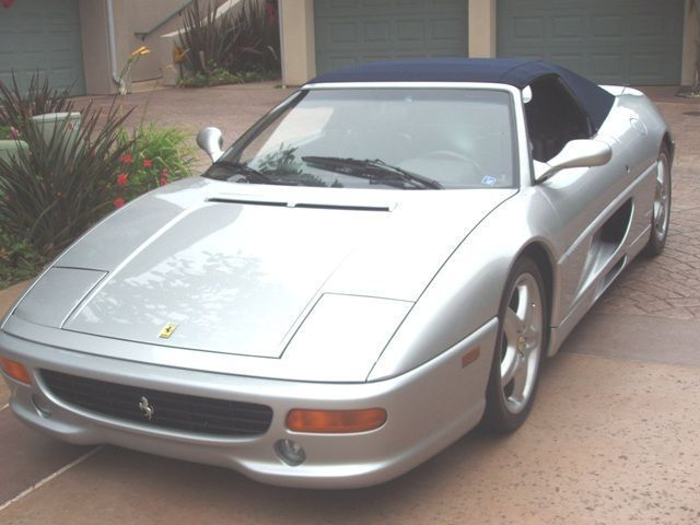 1999 Used Ferrari F355 Spider F1 At Sports Car Company