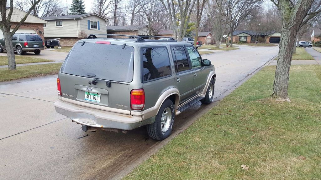 1999 Used Ford Explorer 4dr 112