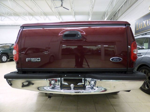 "1999 Ford F-150 Reg Cab Flareside 120"" XLT - Click to see full-size photo viewer"