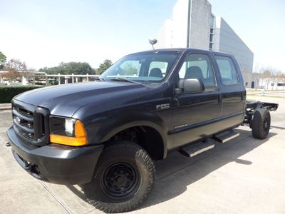 "1999 Ford Super Duty F250 7.3L Crew Cab 172"" XL Truck"