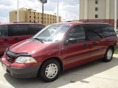 1999 Ford Windstar Wagon - 2FMZA5142XBB87054