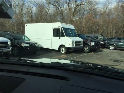 1999 GMC P3500 STEPVAN Not Specified