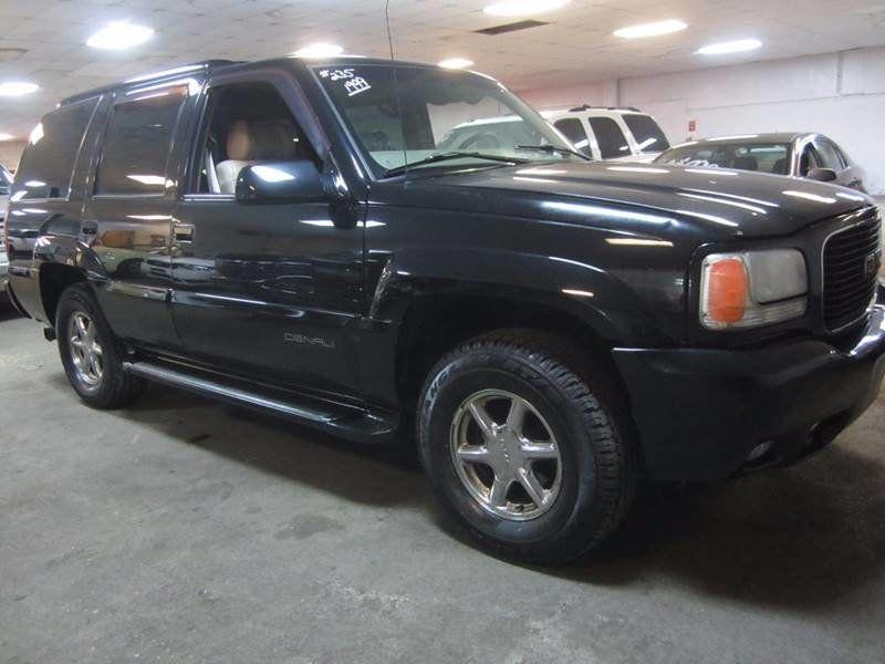 1999 GMC Yukon DENALI 4X4