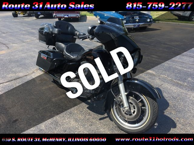 Harley Davidson Used >> 1999 Used Harley Davidson Flht At Route 31 Auto Sales Serving Mchenry Il Iid 19177834