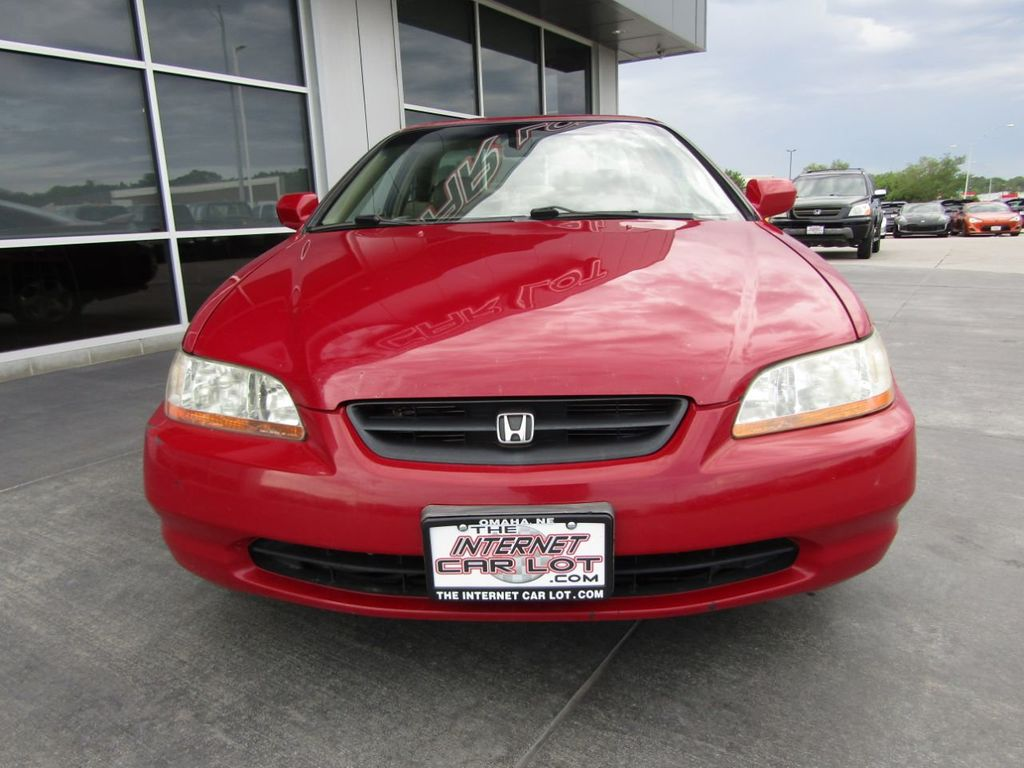 1999 Honda Accord Coupe 2dr Coupe EX V6 Automatic - 17477957 - 1