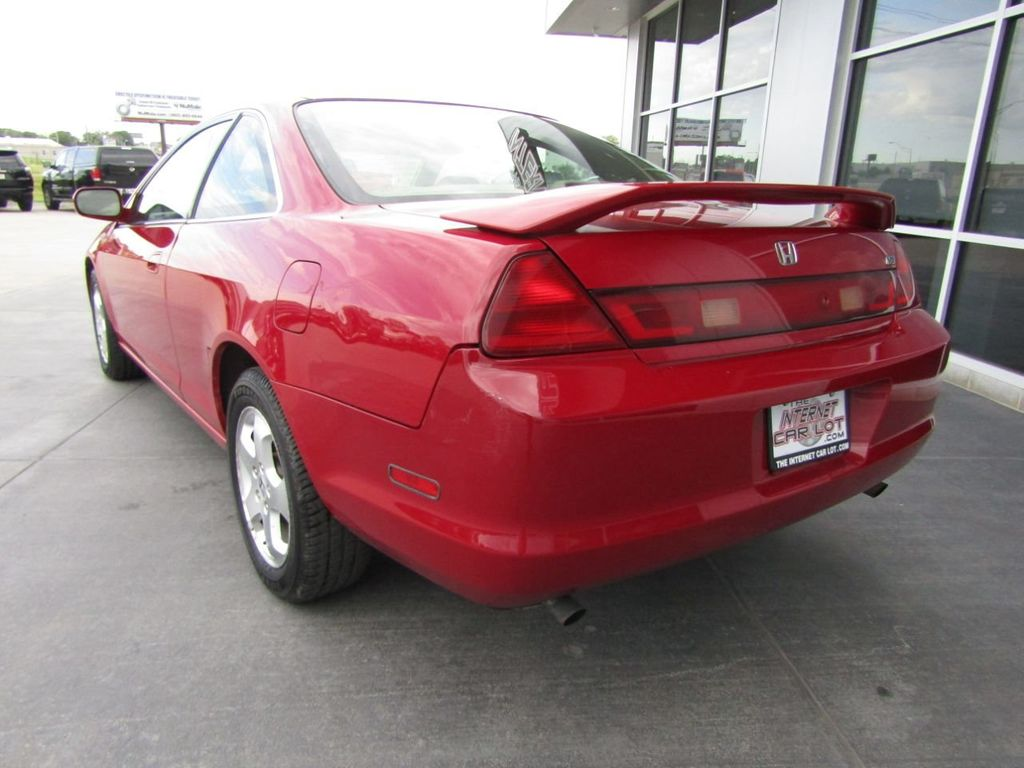1999 Honda Accord Coupe 2dr Coupe EX V6 Automatic - 17477957 - 4