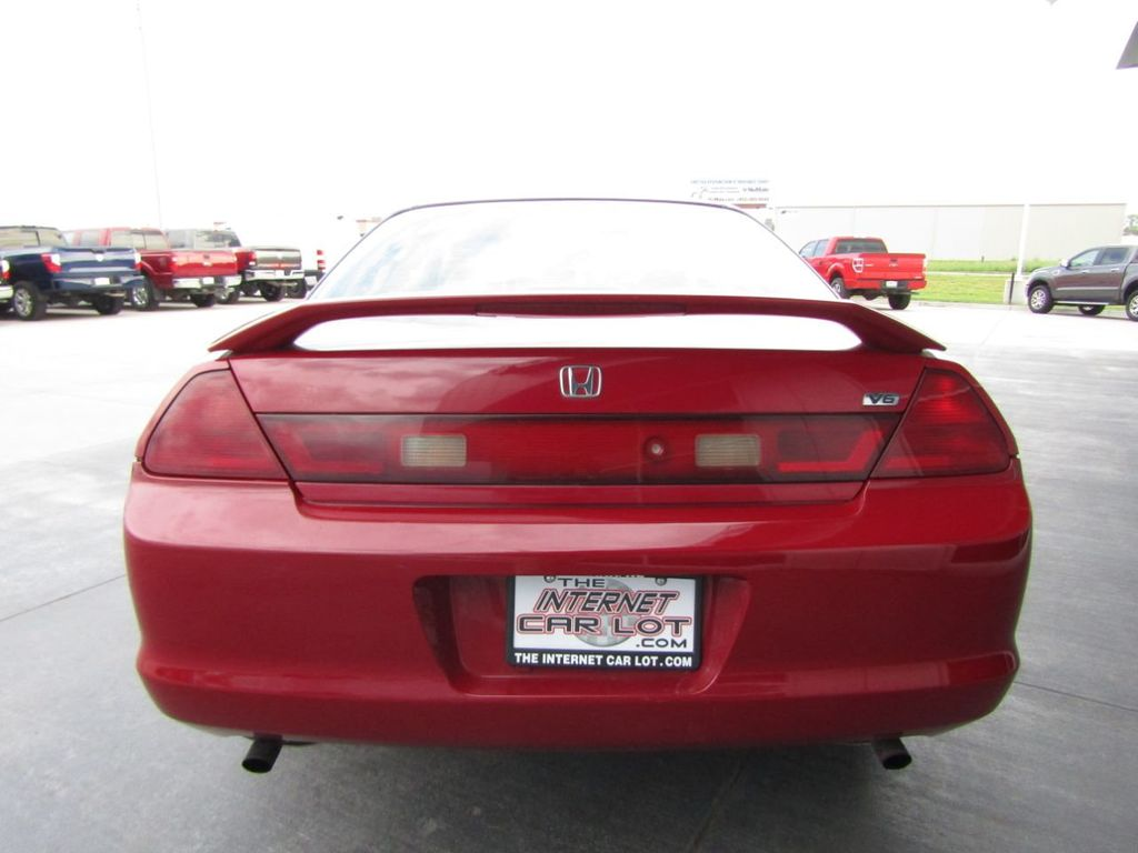 Superior 1999 Honda Accord Coupe 2dr Coupe EX V6 Automatic   17477957   5