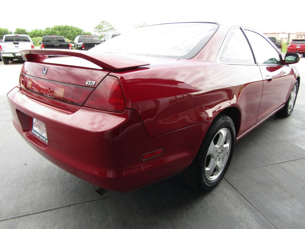 1999 Honda Accord Coupe 2dr Coupe EX V6 Automatic - 17477957 - 6