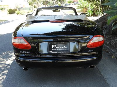1999 Jaguar XK8 2dr Convertible - Click to see full-size photo viewer