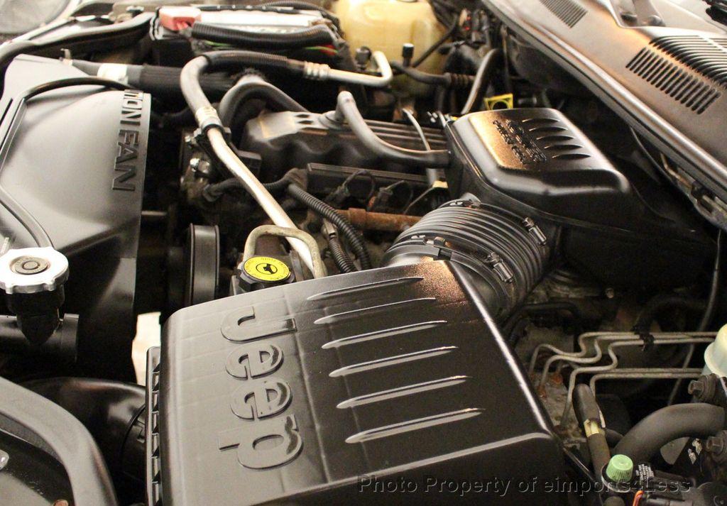 1999 jeep grand cherokee laredo engine