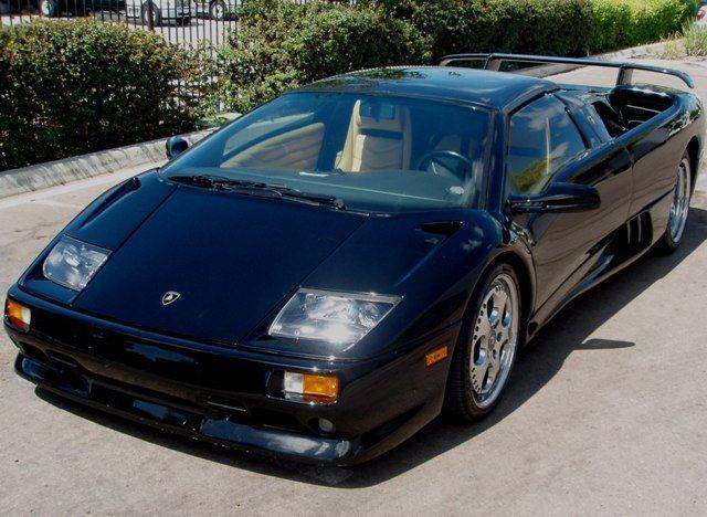 1999 Used Lamborghini Diablo Vt At Sports Car Company Inc Serving