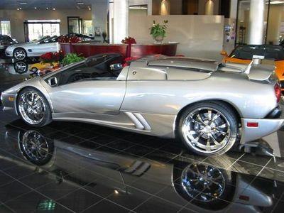 1999 Used Lamborghini Diablo VT ROADSTER At Sports Car Company Inc