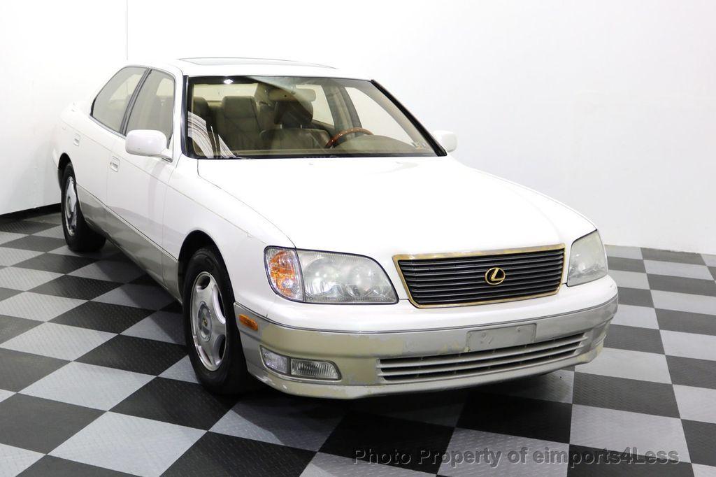 1999 Used Lexus LS 400 Luxury Sdn LS400 LUXURY SEDAN At