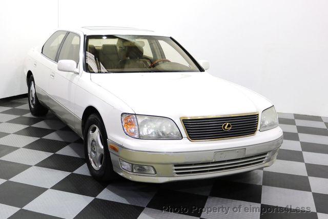 Ogromnie 1999 Used Lexus LS 400 Luxury Sdn LS400 LUXURY SEDAN at FJ29