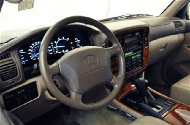 1999 Used Lexus LX 470 Luxury SUV At Luxury AutoMax Serving