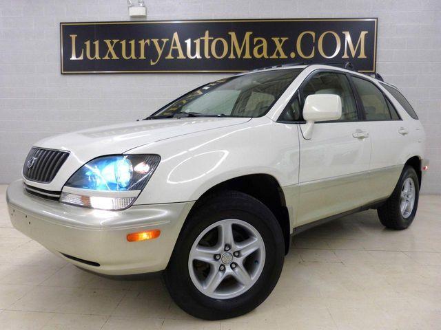 1999 Used Lexus RX 300 Luxury SUV At Luxury AutoMax Serving