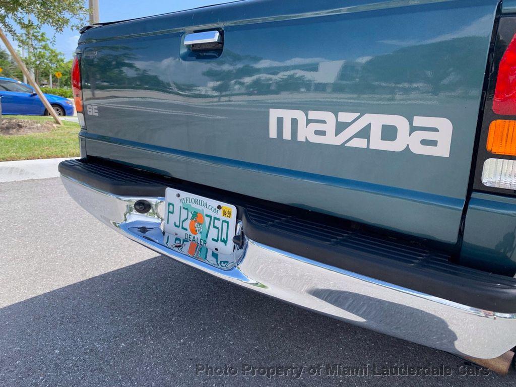 1999 Mazda B2500 Parts Diagram