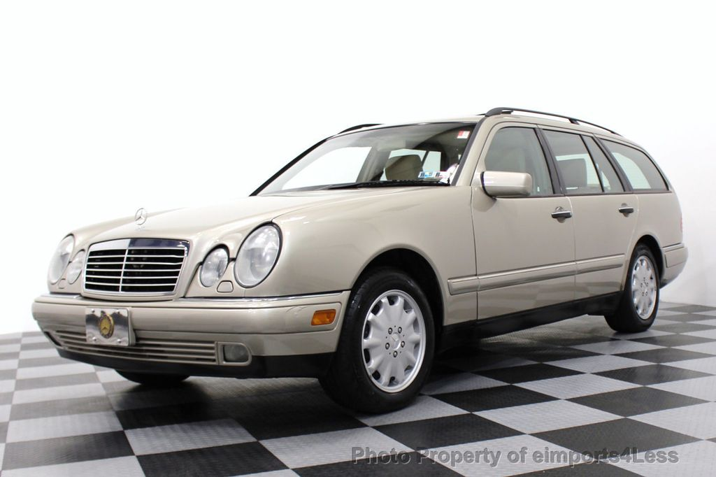 1999 used mercedes benz e class awd wagon with 3rd row seat at eimports4less serving doylestown. Black Bedroom Furniture Sets. Home Design Ideas