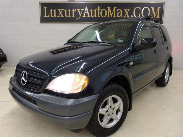 1999 used mercedes benz m class ml320 at luxury automax for 1999 mercedes benz m class ml320