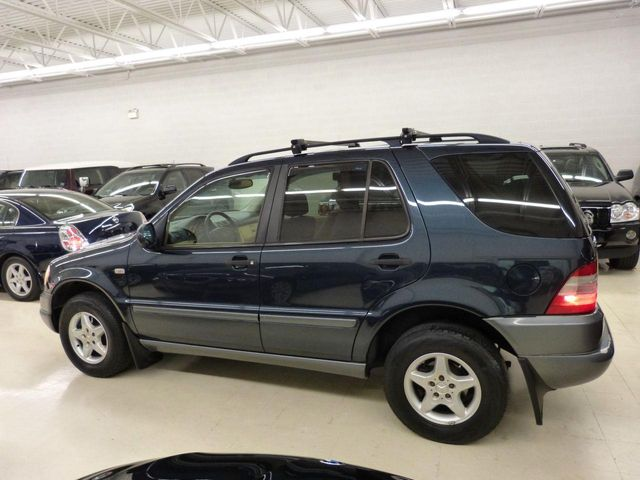 1999 Mercedes Benz M Cl Ml320 Click To See Full Size Photo