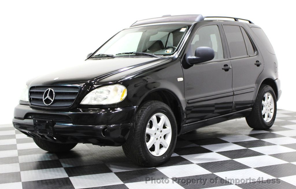 1999 used mercedes benz m class ml430 4dr awd 4 3l at eimports4less rh eimports4less com 1999 Mercedes ML430 Interior 1999 mercedes ml430 owners manual pdf