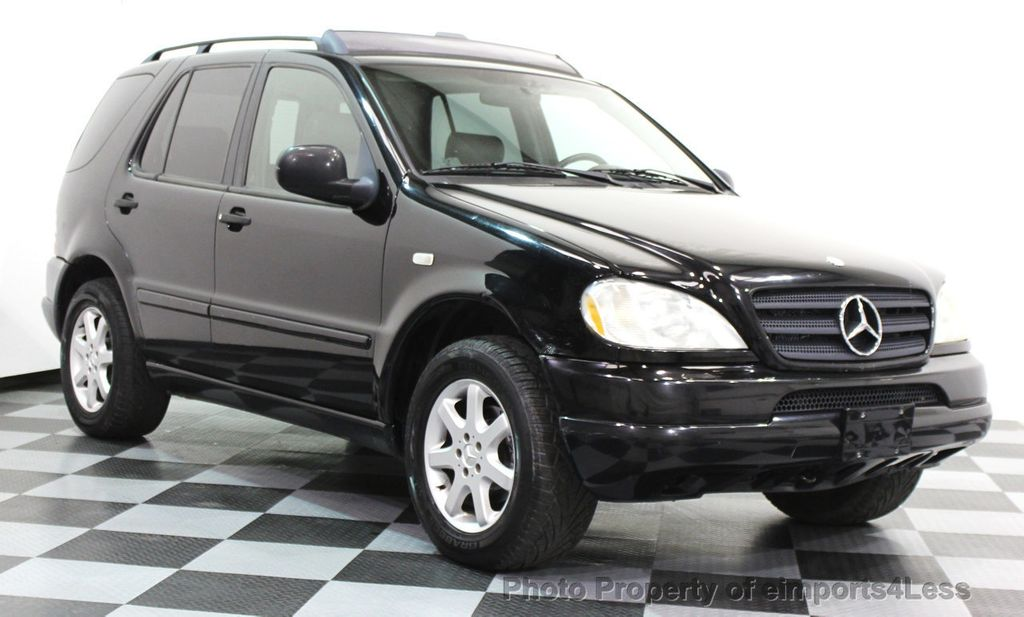 1999 used mercedes benz m class ml430 4dr awd 4 3l at for Mercedes benz ml430