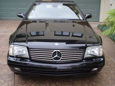 1999 Mercedes-Benz SL-Class SL500 - Click to see full-size photo viewer