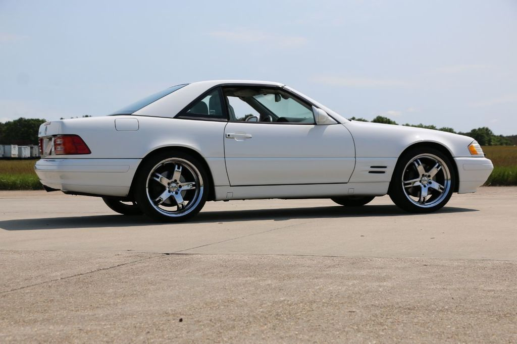 1999 Used Mercedes-Benz SL-Class SL500 2dr Roadster 5 0L at WeBe Autos  Serving Long Island, NY, IID 17749339
