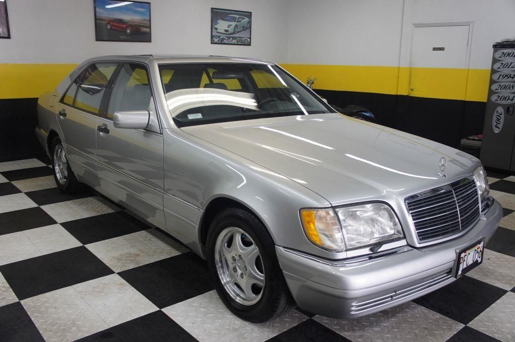 1999 Used Mercedes Benz S Class S320 4dr Sdn 3 2l Lwb At Auto Connection Llc Serving Honolulu Hi Iid 12698875