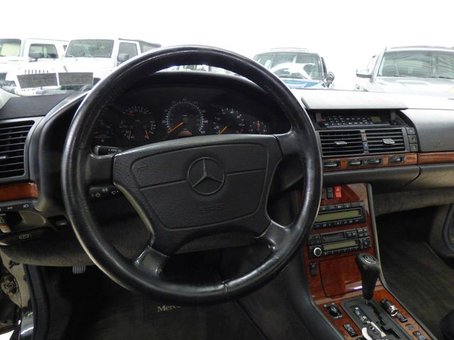 1999 Mercedes-Benz S-Class S320 4dr Sedan 3.2L LWB - Click to see full-size photo viewer