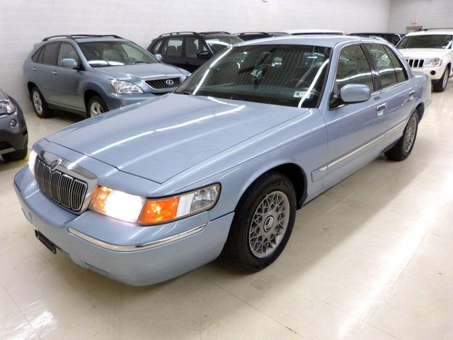 1999 Mercury Grand Marquis >> 1999 Used Mercury Grand Marquis Gs At Luxury Automax Serving