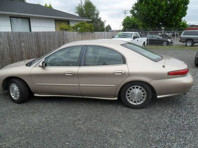 1999 Mercury Sable - 1MEFM50U9XG640903