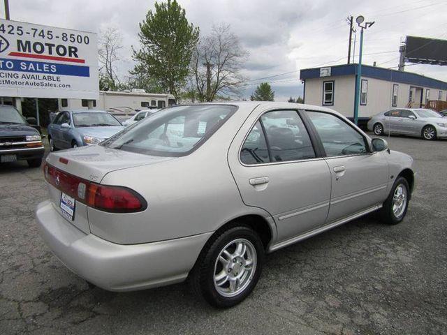 1999 Nissan Sentra GXE 4dr Sedan