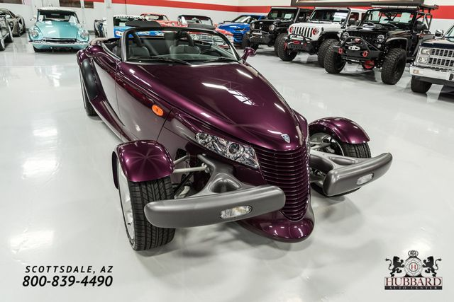 1999 Plymouth Prowler 1-Owner local Scottsdale car  - Click to see full-size photo viewer