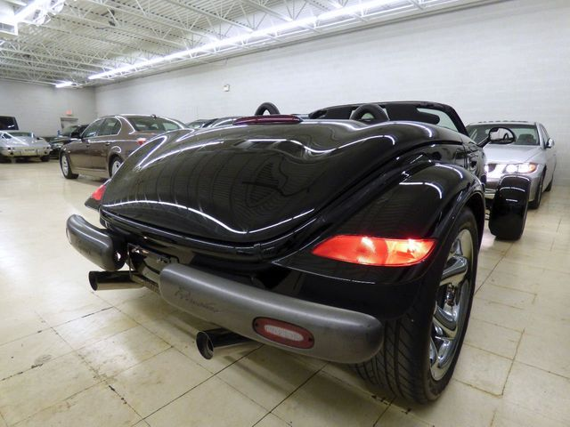 1999 Plymouth Prowler 2dr Roadster - Click to see full-size photo viewer