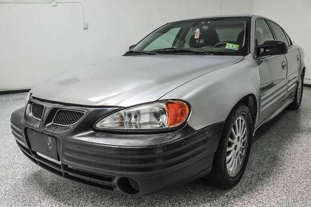 1999 Used Pontiac Grand Am 4dr Sedan Se1 At Auto Outlet Serving Elizabeth Nj Iid 15728322