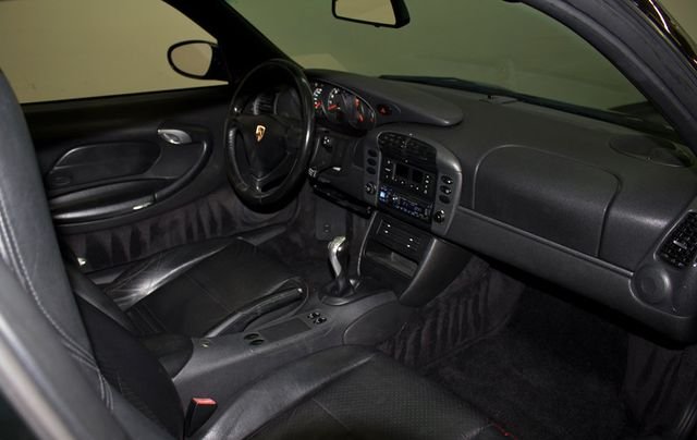 1999 Porsche 911 Carrera  - Click to see full-size photo viewer