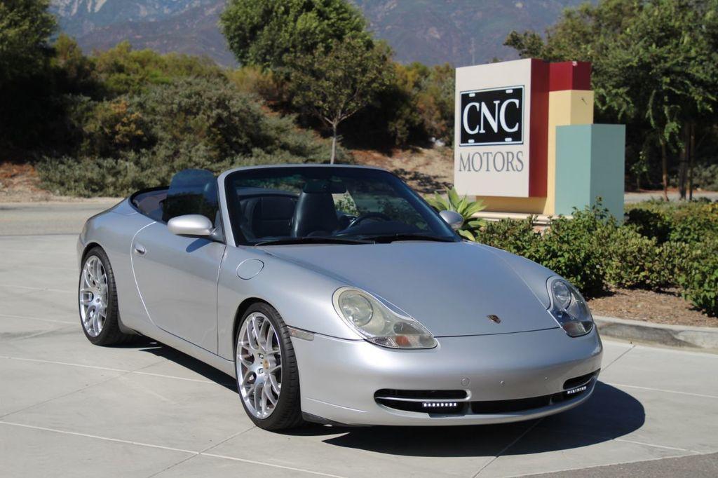 1999 Used Porsche 911 Carrera 2dr Carrera Cabriolet 6 Speed Manual At Cnc Motors Inc Serving Upland Ca Iid 20252398