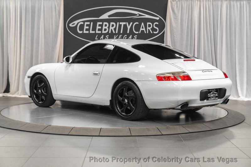 1999 Porsche 911 Carrera 2dr Carrera Coupe 6-Speed Manual - Click to see full-size photo viewer